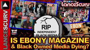 Black owned media suffering slow death