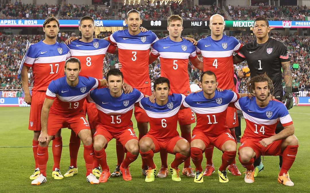 US Soccer; Why aren't we playing in Russia?