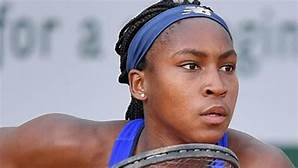 Young, gifted, Black and beautiful; Coco wins 1st major tournament at 15