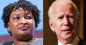 Who's better VP for this USA melting pot than the Mother of all humans; a Black woman