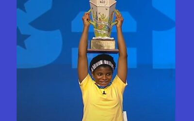 African American Spelling Bee Champ Makes History